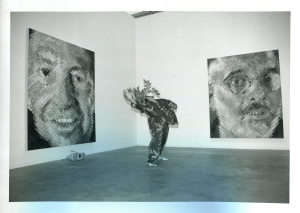Anthony at MCA with Chuck II
